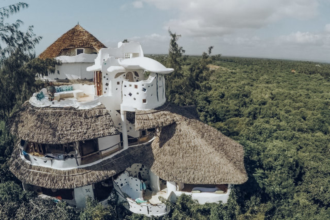 The Treehouse and Tsavo Safari Camp
