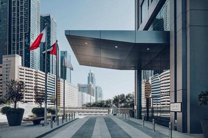 Rove Trade Centre Entrance