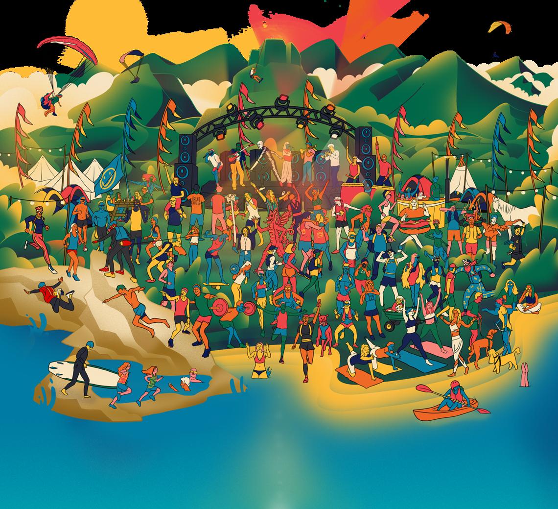 Love Trails Festival