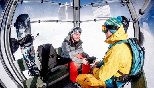 Le meilleur prix pour des vacances au ski entre potes à Risoul 🎇✨