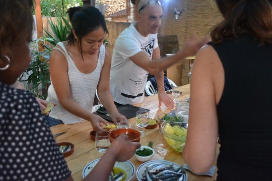 Cooking Class ~ Alghero