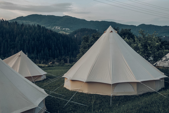 Four Person Bell Tent