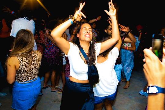 Volcano Party at Theros Wave Bar