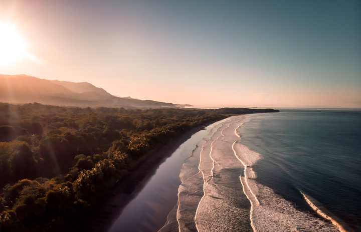 NATURE_Beach_Sunset_Jungle_Drone_AustinQueen_Unwatermarked