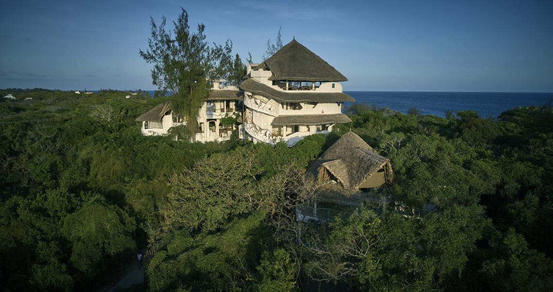Watamu Treehouse and Kipalo Hills Safari Lodge