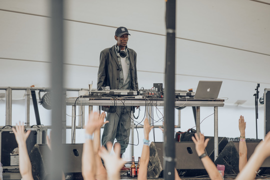 Live DJ Sets