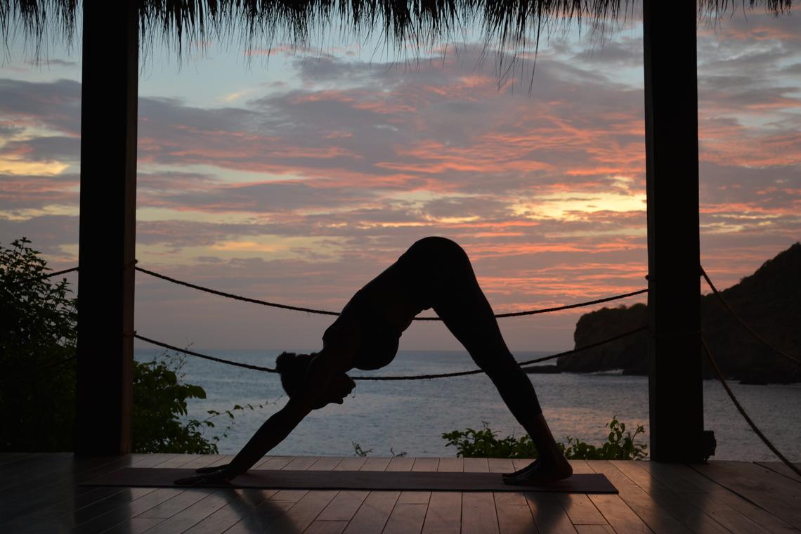 Ashtanga Yoga 1/2 Primary ~ 5:30pm