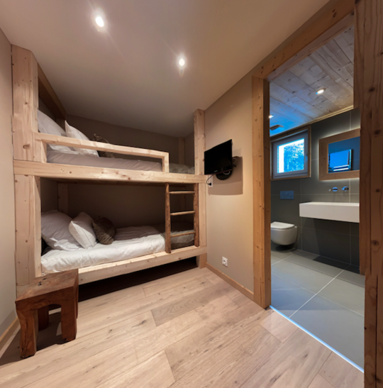 Hotel les Flocons | Quad room