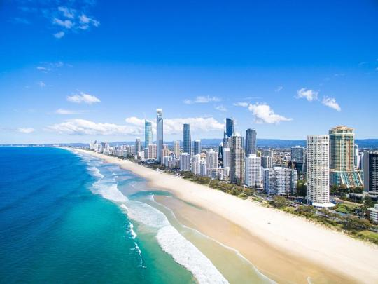 Australia Retreat
