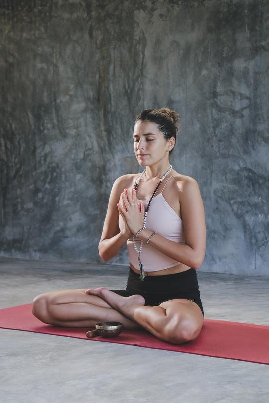 Session 1 - Water Meditation