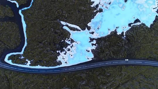 Myvatn Lagoon