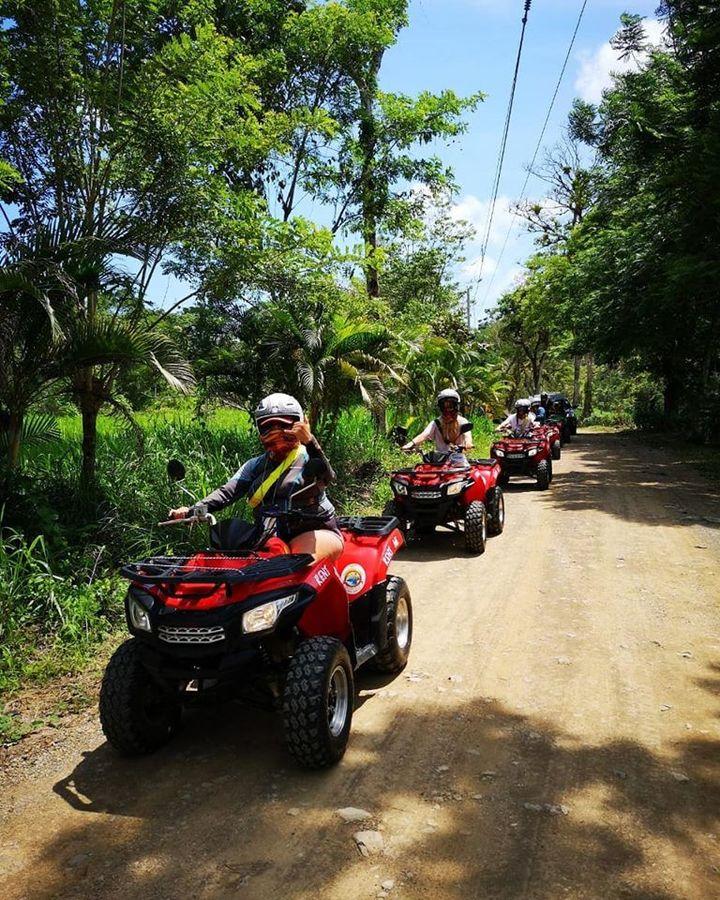 ATV Monkey Ride Tour