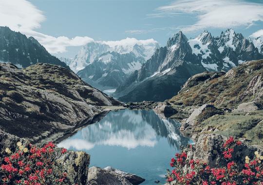 Mountain Lake Run to Wild Swim
