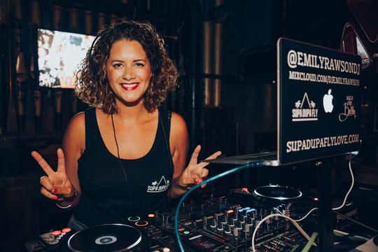 DJ Emily Rawson
