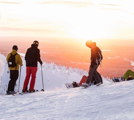 Prêt pour l'aventure? Mes premières sorties ski de randonnée aux 2 Alpes