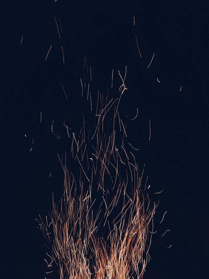 Crackline fires