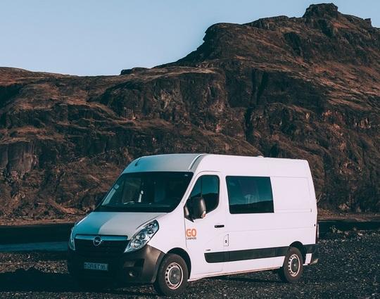 BIG Automatic Campervan (Max 4 Person)