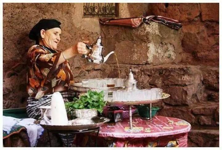 Morocco-Mint Tea