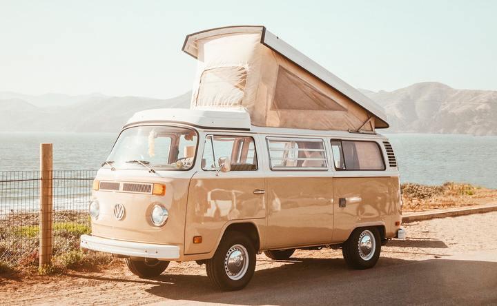 Beachside Camper