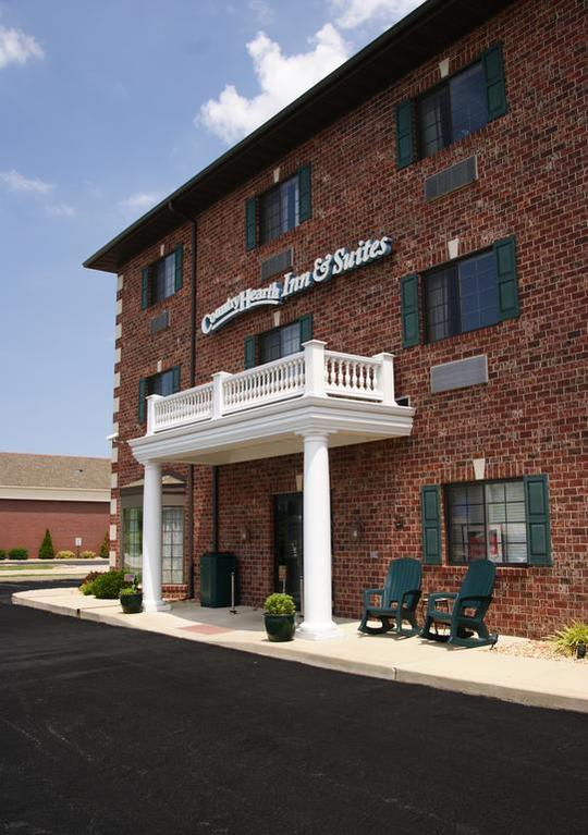 Country Hearth and Suites, Edwardsville, IL