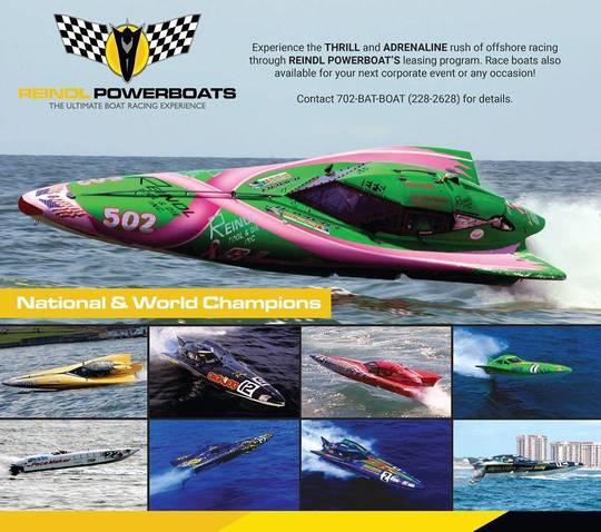 Reindl Powerboats