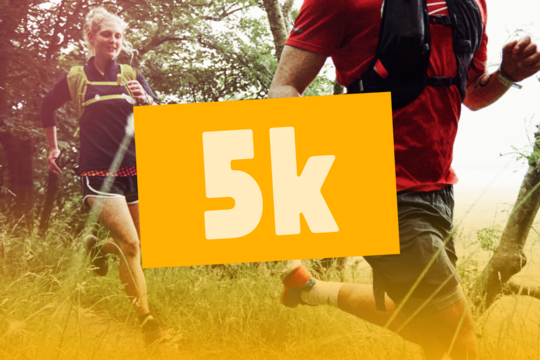 5km | Marked Course