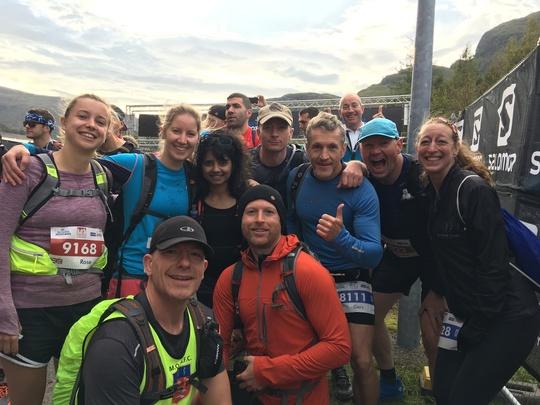 Glencoe trail race weekend