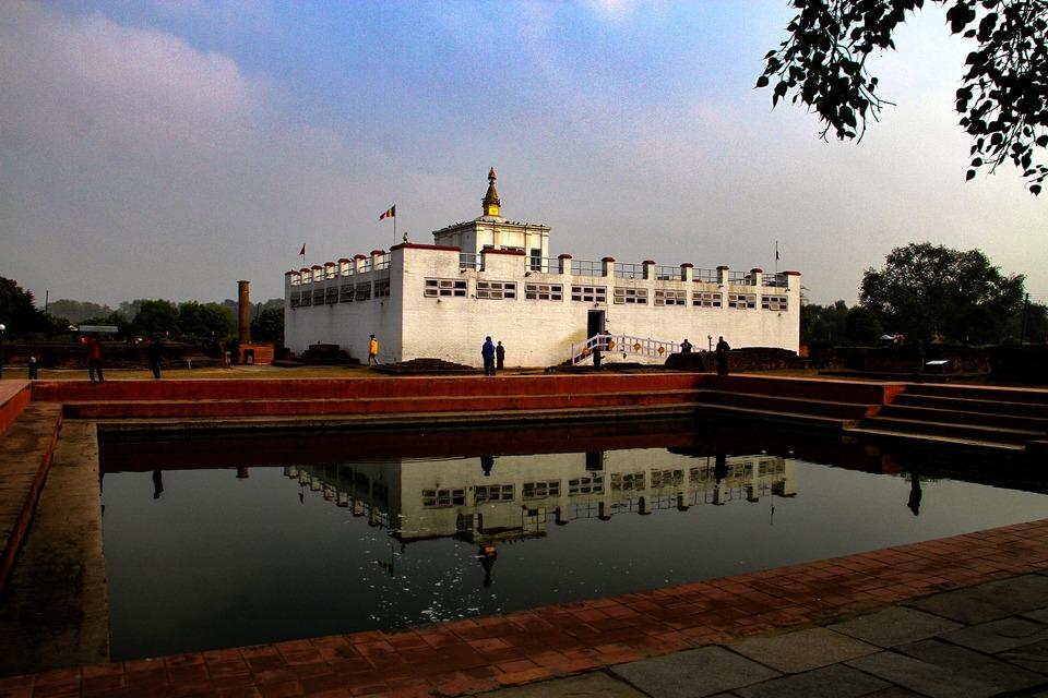 lumbinibirthplacebuddha