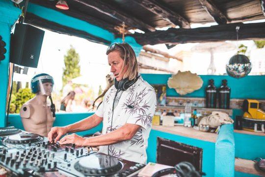 Live on Ibiza Sonica