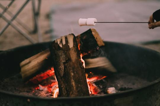 Sunset S'mores