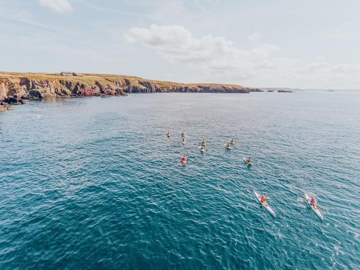 Run to Sea Kayaking
