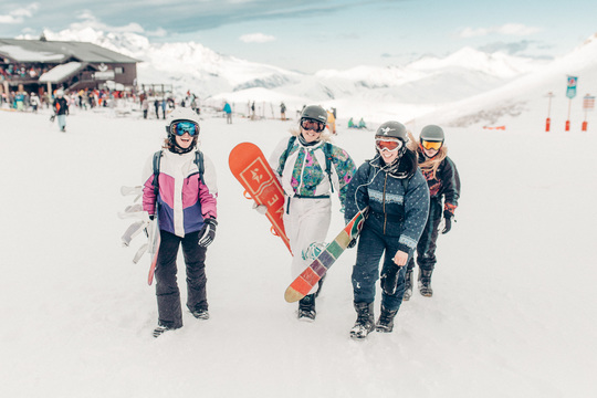4 Person Package – Chamois Lodge