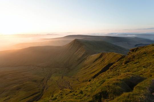 Love Trails On Tour: Brecon Beacons