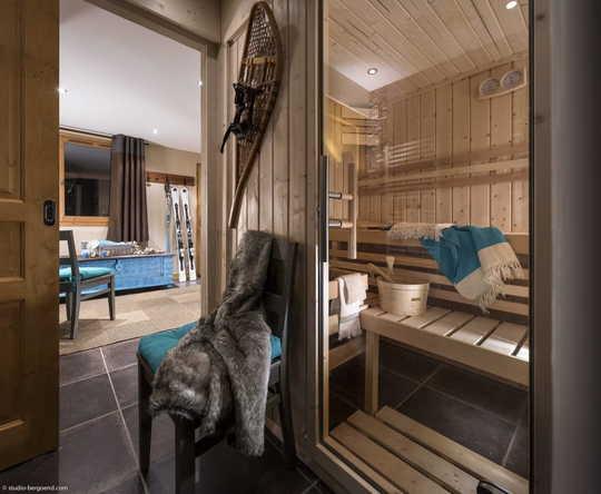 8 person | 3 Bedroom + Sauna