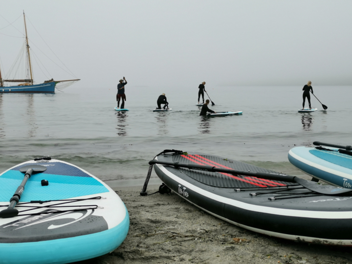 Open Stand Up Paddle Boarding Session