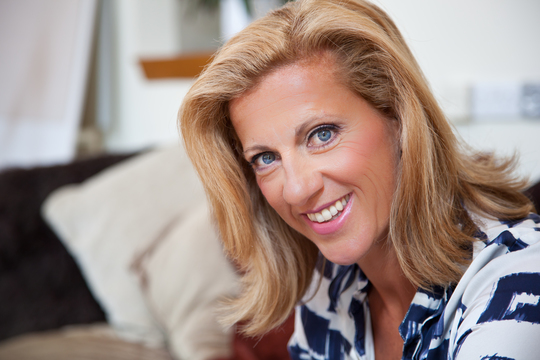 Q&A with Sally Gunnell
