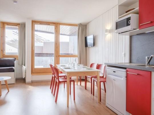 Des appartements rénovés et confortables