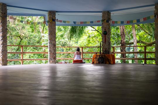Yoga & Meditation Spaces