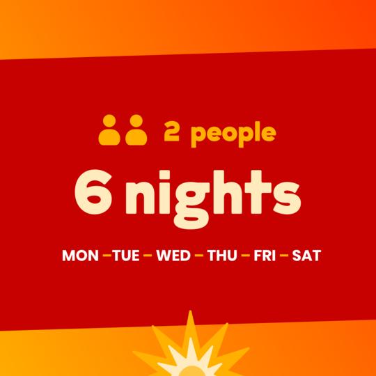 6 Nights