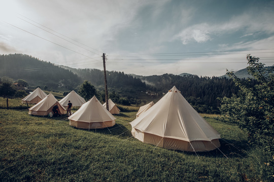 4-PERSON BELL TENT