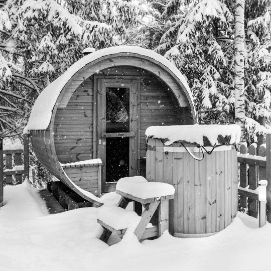 Norwegian Sauna