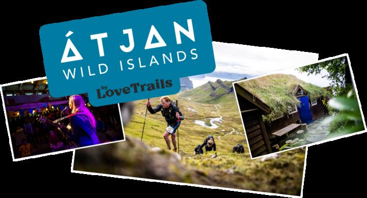 Átjan Wild Islands
