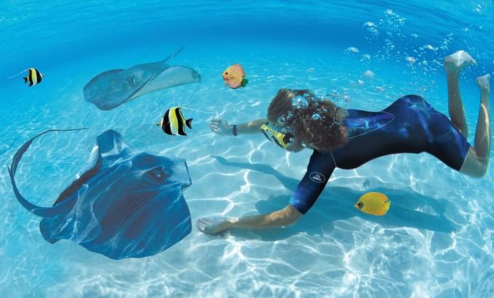 Sea Kayaking & Snorkeling Tour