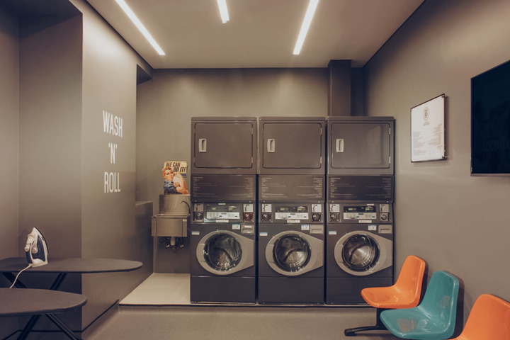 In-House Laundry Facilities