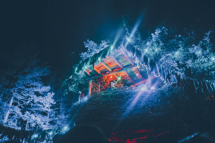 Ethereal lights