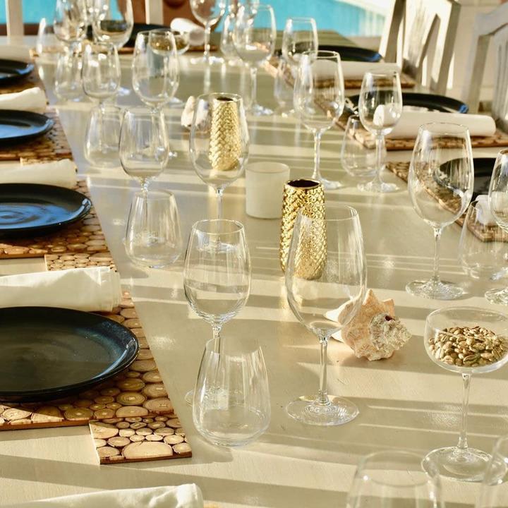 Gourmet Experience at Villa Hibiscus (Dinner)
