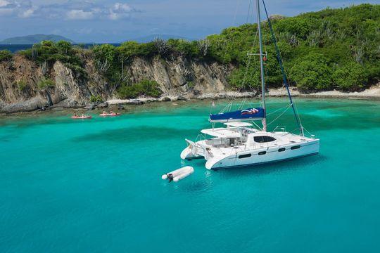 Unsettled Sailing: Bahamas