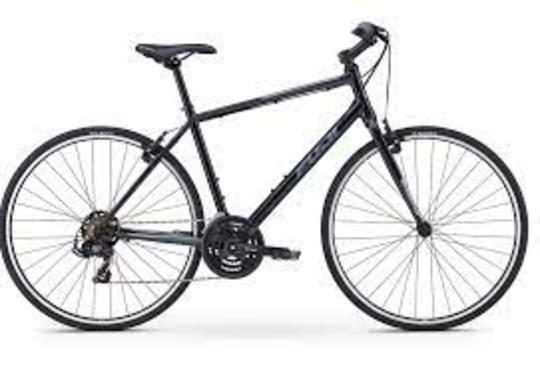 Hybrid bike rental - per bike