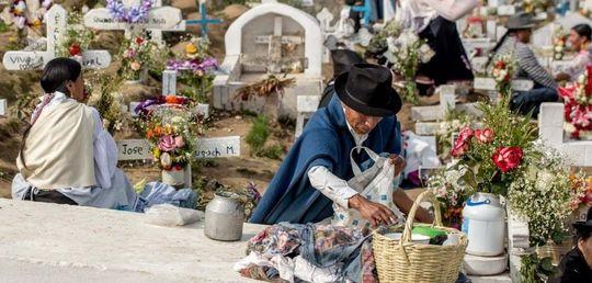 Peruvian Festivals: All Saints Day (Todos los Santos)