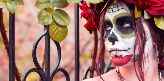 MEXICAN HOME COOKING  - DAYS OF THE DEAD